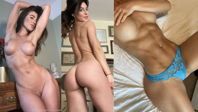 FULL VIDEO: Eliza Rose Watson Nude Onlyfans!